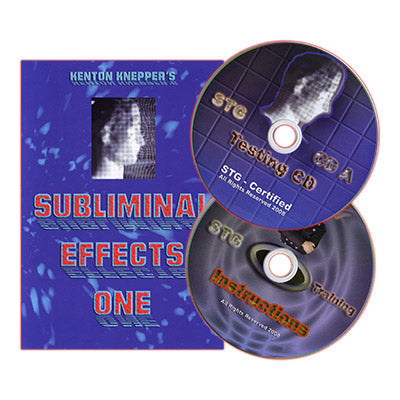 Subliminal Effects One CD