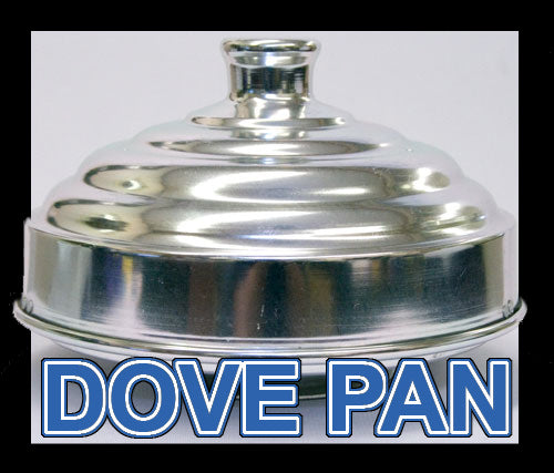 dove pan single load with pedistal