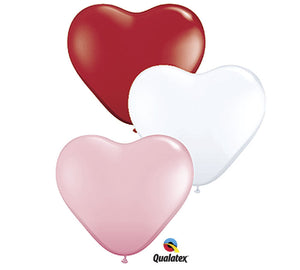 QUALATEX heart Balloons