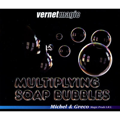 Multiplying Soap Bubbles by Vernet
