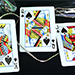 NOC Out: White Playing Cards