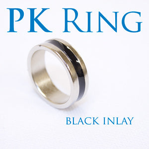PK Ring - Inlay BLACK, Deluxe