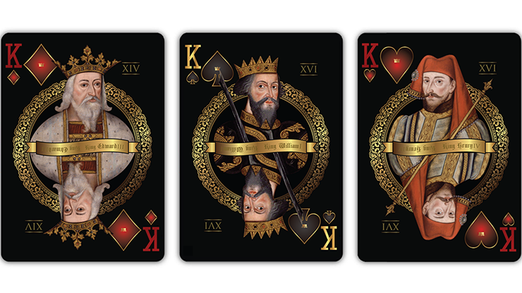 "Limited Edition ""ROYAL"" Playing Cards"