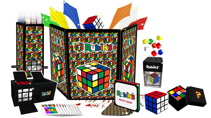 Rubik Puzzling Magic Set by Fantasma Magic