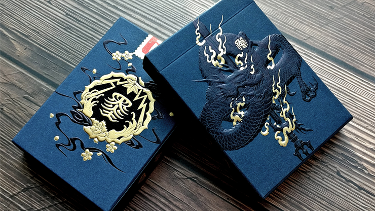 Sumi Grandmaster Playing Cards by EPCC