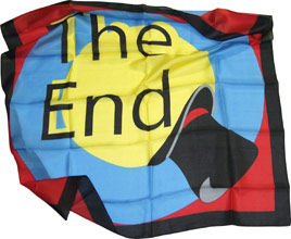 The End Silk 36""