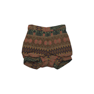 CHESCO - Short Artesanal Verde