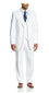Stacy Adams Suny Vested Big & Tall  48-68 (Long) - Trinity Robes