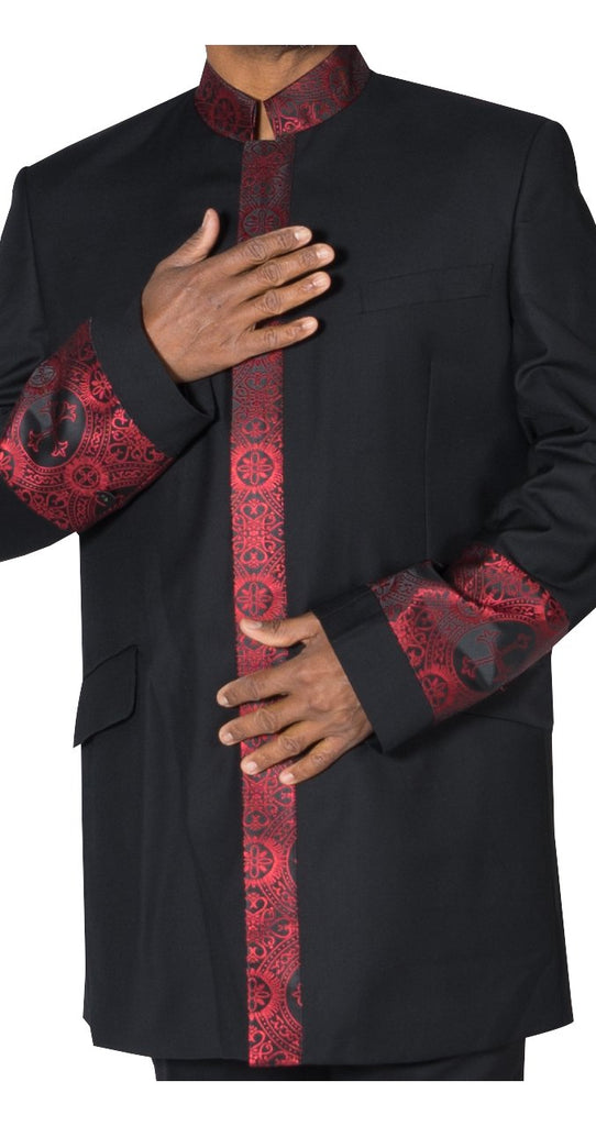 Cadillac Clergy Preacher Suit - Trinity Robes