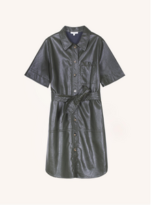 Adelma Dress - Army