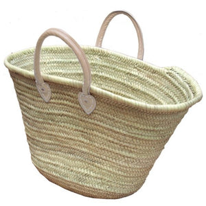 Classic Straw Bag - Natural