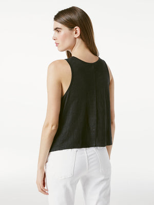 Swingy Tank - Black