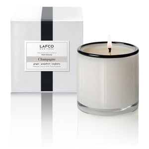 Signature Candle in Champagne