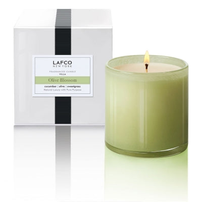 Signature Candle in Olive Blossom
