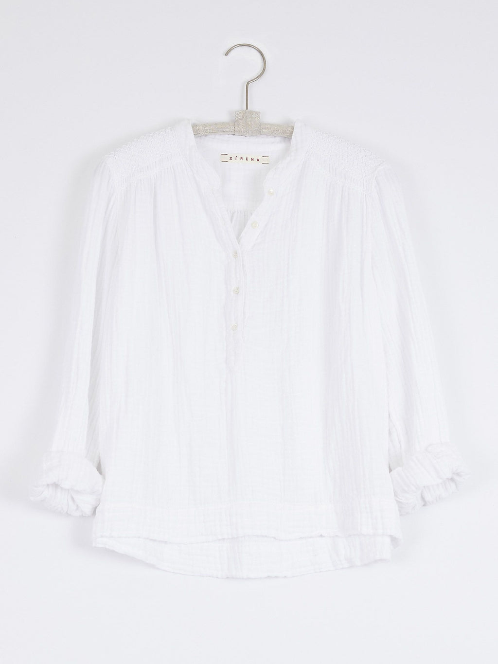 Mya Top - White