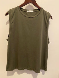 Muscle Tank - Army