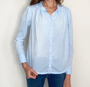 Hailey Shirt in Blue Wash