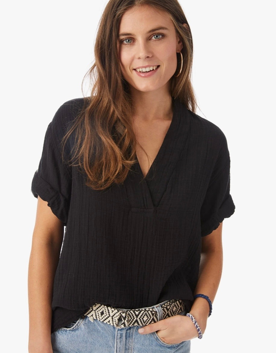 Avery Top - Black