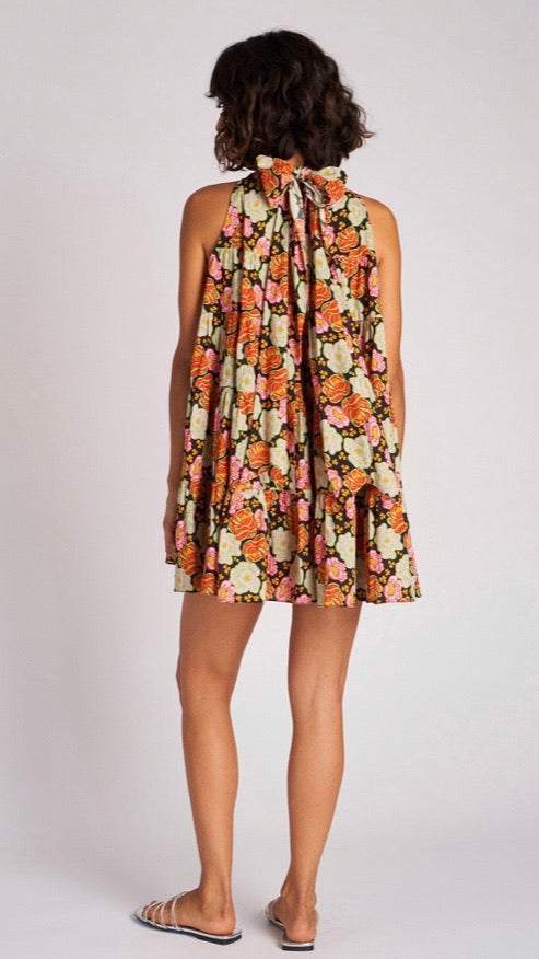 Billy Dress - Electric Petal