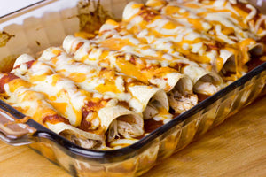 Chicken Enchiladas (A la Carte) for pickup
