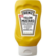 Heinz Yellow Mustard Squeeze Bottle - 13 oz. (.17/oz)