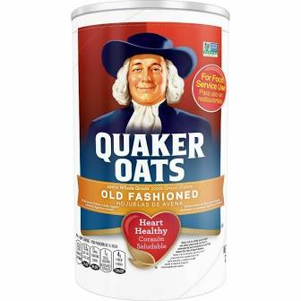 Quaker Rolled Oats - 42 oz. canister