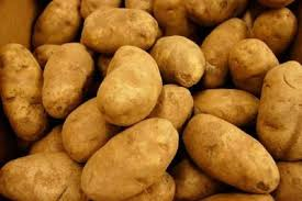 Russet Potatoes - 5lb bag (1.09/lb)