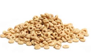 Honey Nut Cheerios - 39 oz. bag (Double a Family Size Box) (.35/oz)