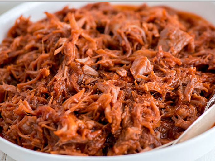 BBQ Pulled Pork Dinner for First Responders