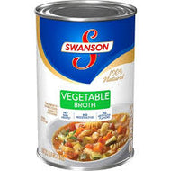 Vegetable Soup Broth 14.5 oz can