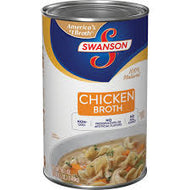 Chicken Broth 49.5 oz can