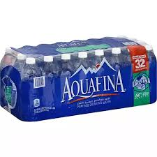Aquafina Water 16.9 oz. bottles 32/cs  (Limit 2 cs)