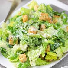 Chicken Caesar Salad Entree