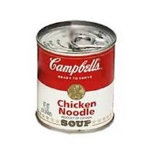 Campbells Chicken Noodle Soup 7.25 oz can