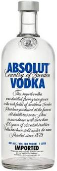 Absolut Vodka 1 Liter