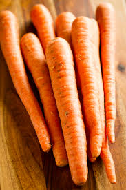 Whole Carrots - 5 lb bag (.95/lb)