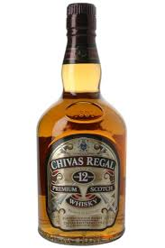 Chivas Regal Scotch 1 Liter