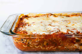 Lasagna Dinner for First Responders