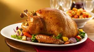 Thanksgiving Turkey (Serves 8-10) for Pick Up Nov. 25 10am-6pm
