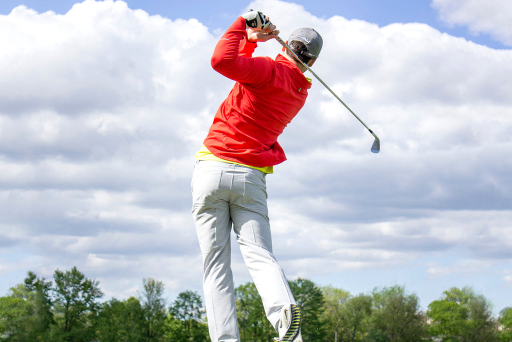 5 reasons golfers choose Morning Recovery for above par results