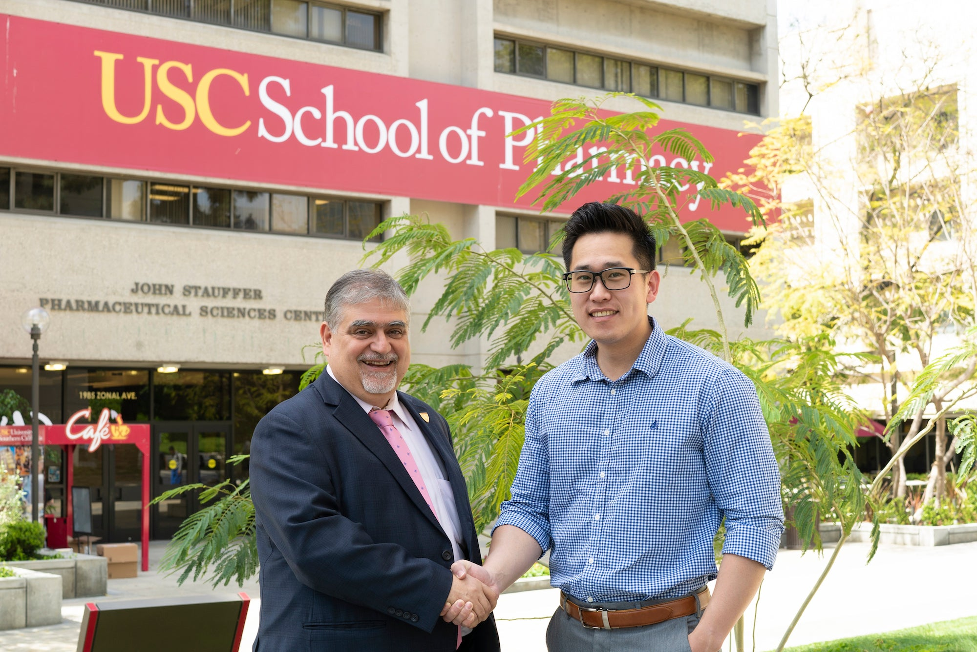 Morning Recovery donates to USC School of Pharmacy to fund health research