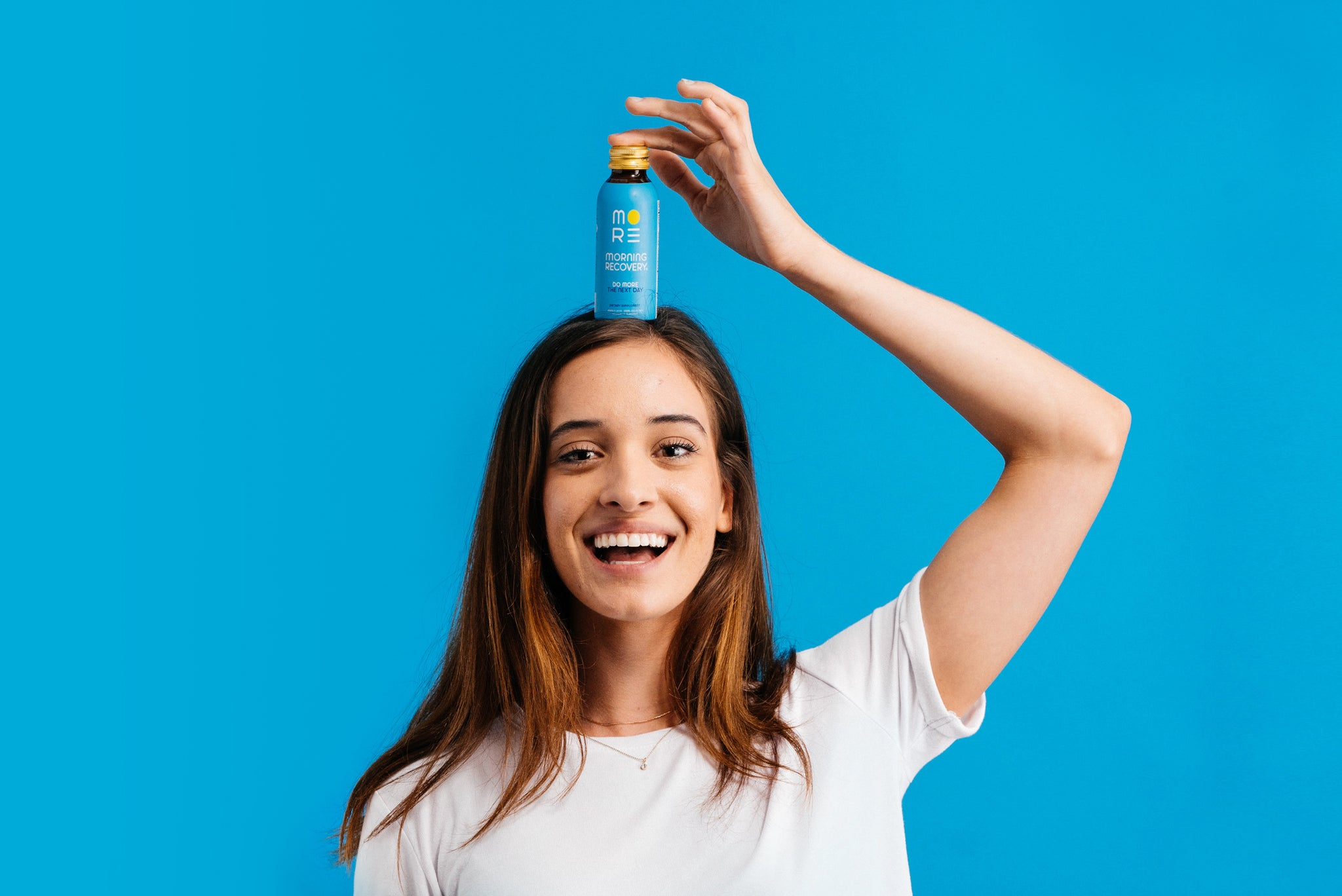 Why Millennials need this new blue drink