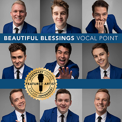 BEAUTIFUL BLESSINGS - VOCAL POINT (PRE-ORDER)