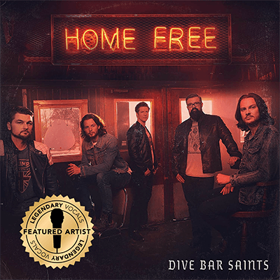 DIVE BAR SAINTS - HOME FREE