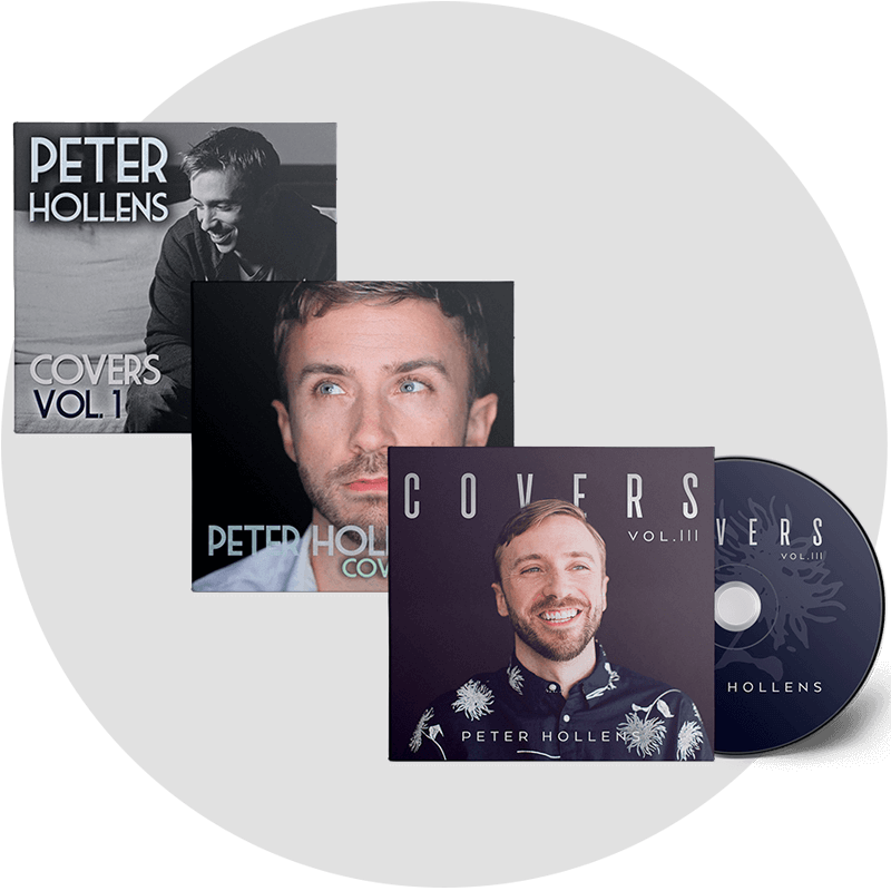 Covers, Vol. I, II & III Bundle