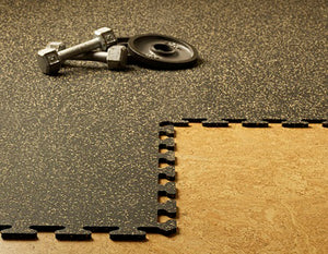 How Thick Should Home Gym Flooring Be?