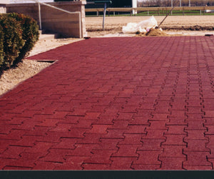 Product Showcase - Regupol® Rubber Pavers