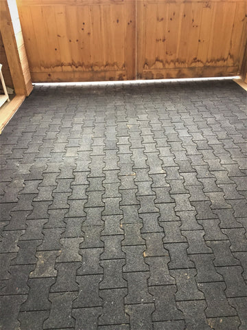 Abacus Rubber Floor Pavers