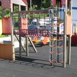 12' Fall Height Safety Playground