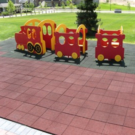 Playground 4' Fall Height Kit